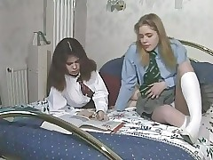 Retro xxx videos - young lesbian tube